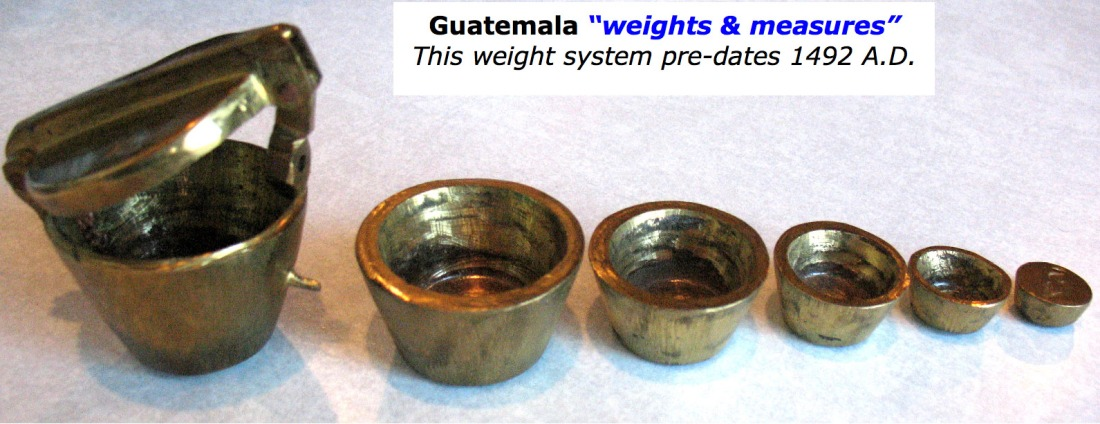 Weights+pre-Date+1492+A.D.